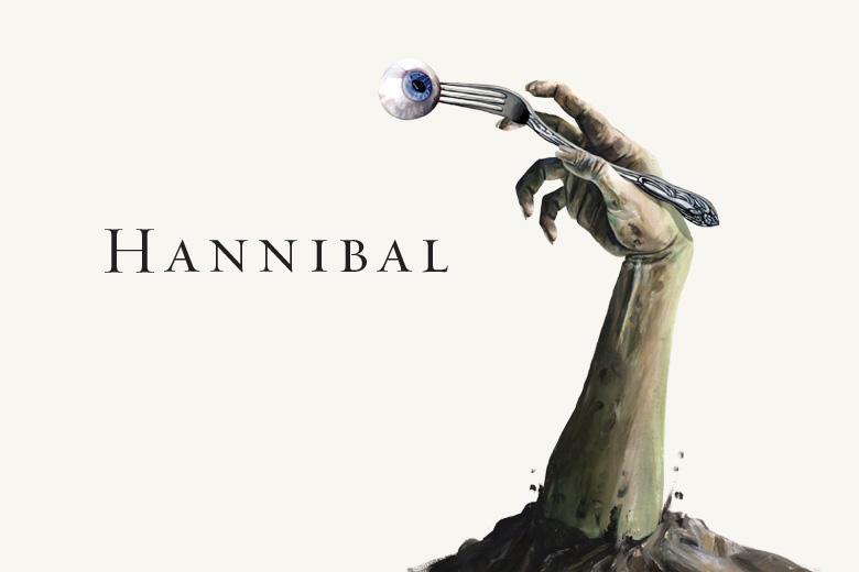 Hannibal Living Dead Guy